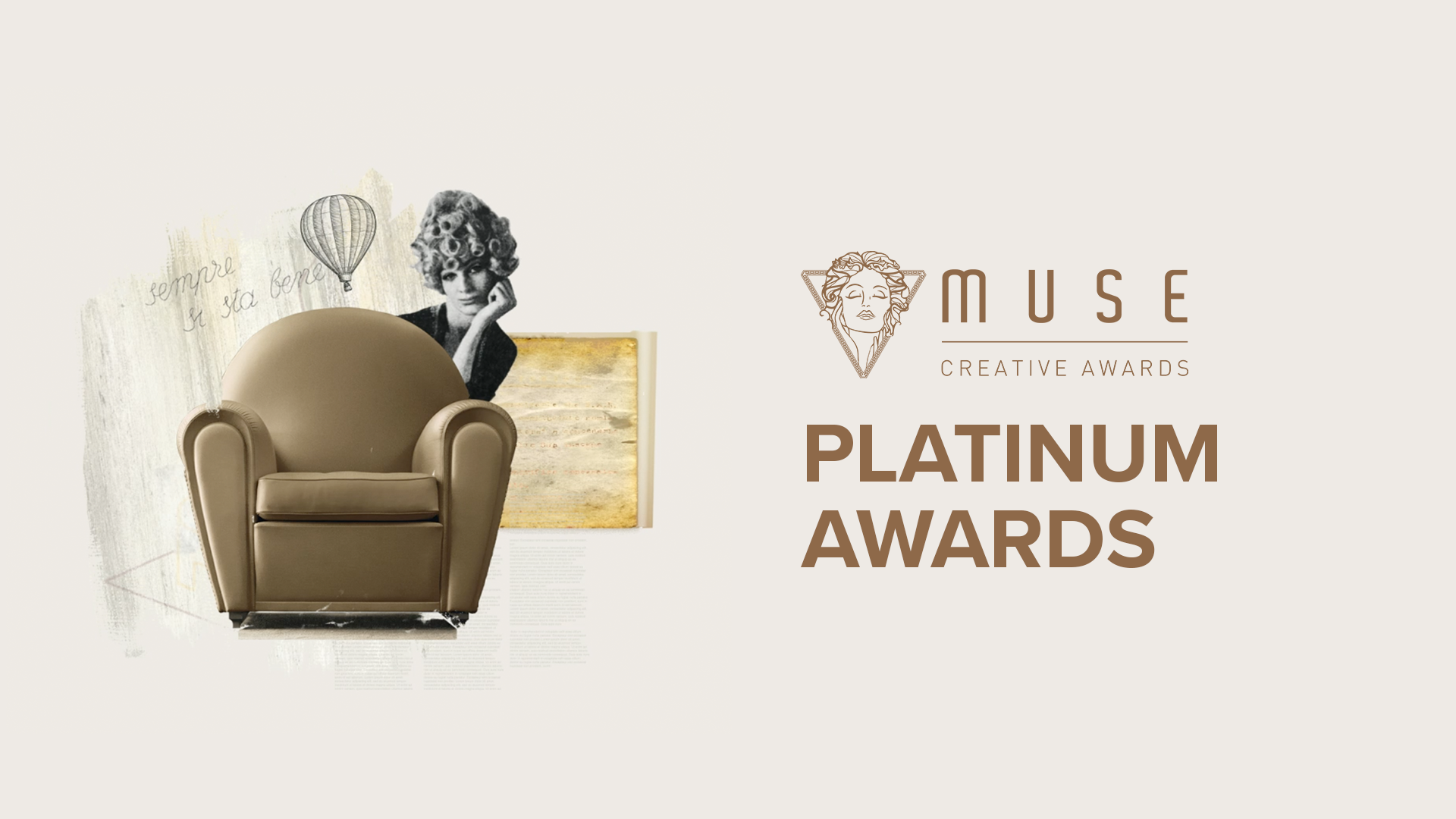 E-motion graphics e corporate storytelling: il video di Poltrona Frau conquista il Muse Awards