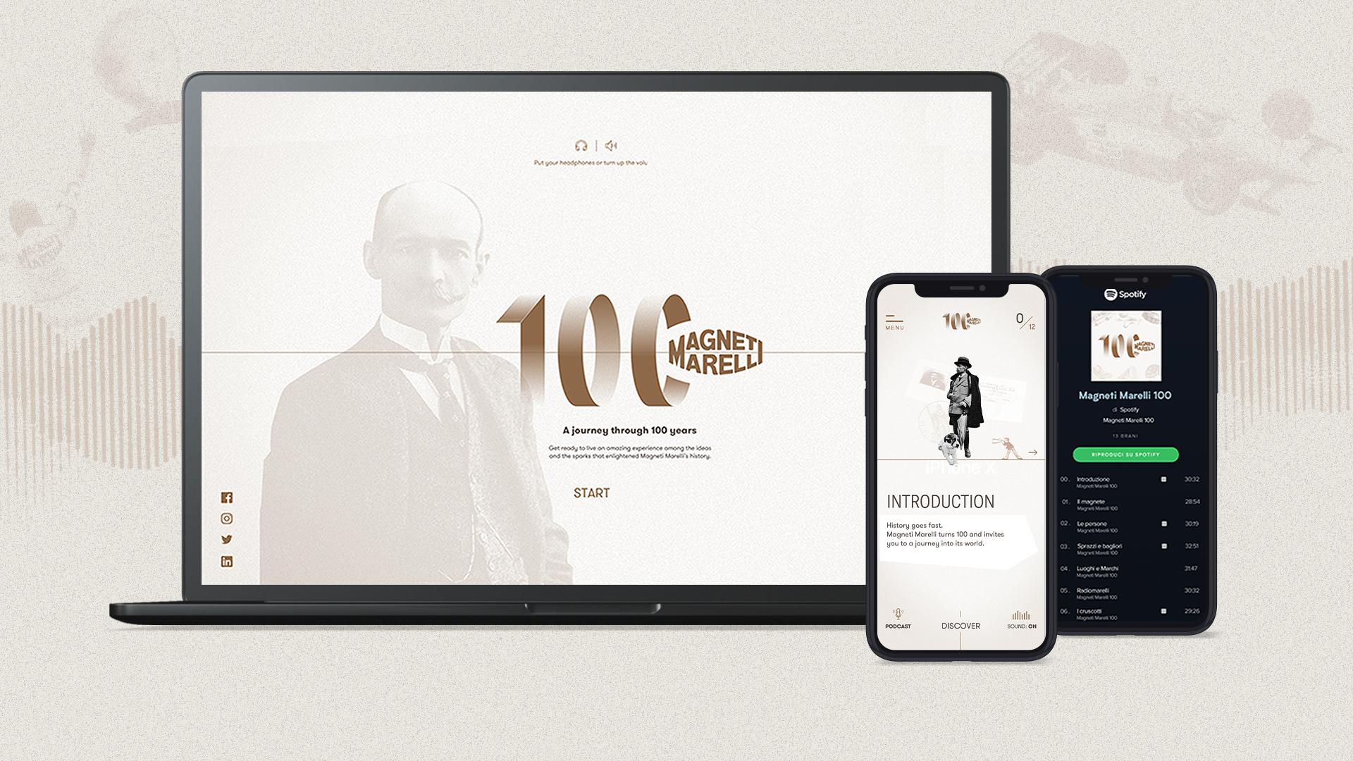 L'innovazione di Marelli: uno storytelling in formato podcast