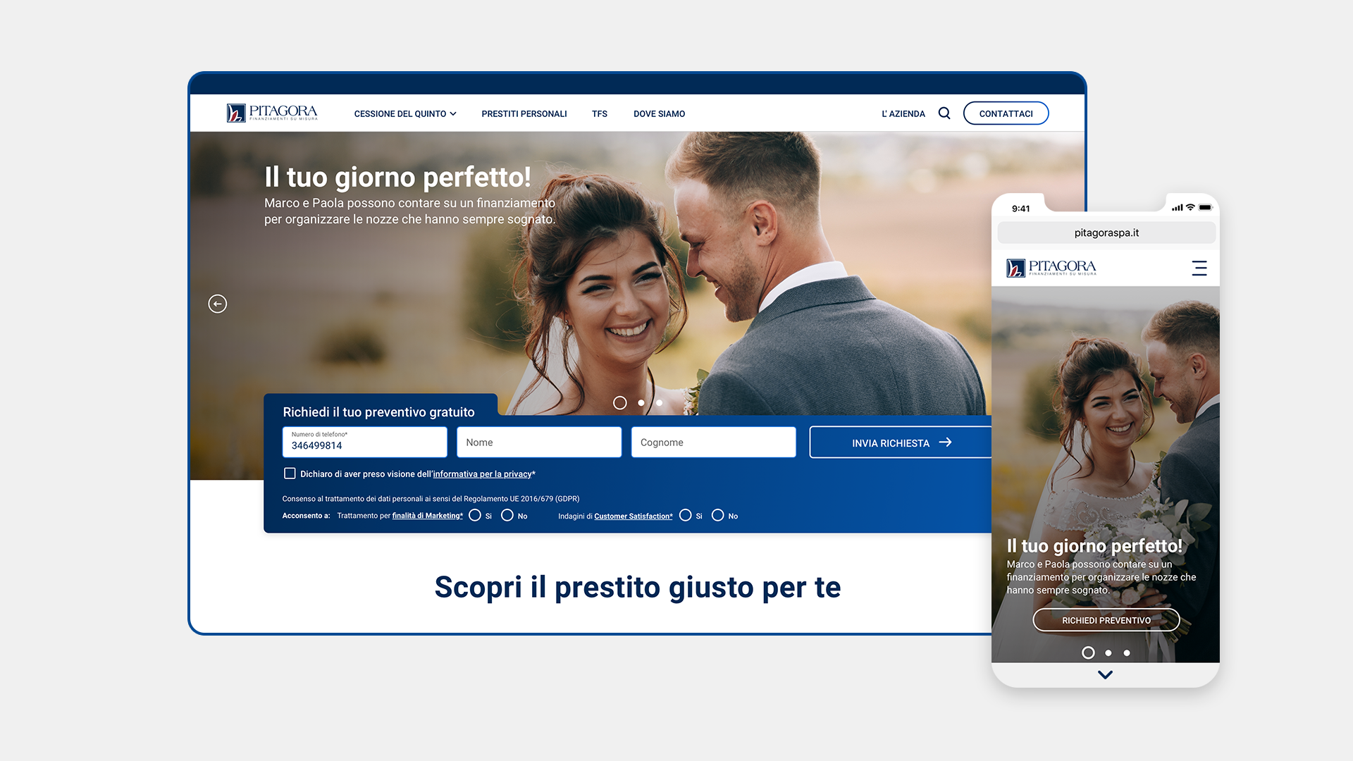 Triplesense Reply firma il nuovo customer journey di Pitagora SPA